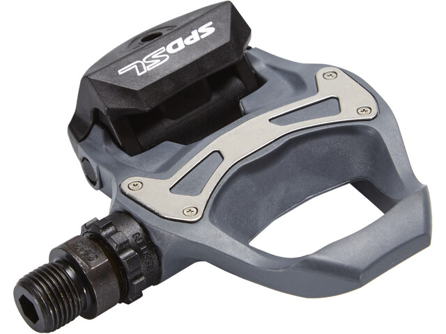 Shimano PD-R550 Pedals SPD-SL grey